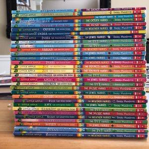 Rainbow Magic 31 Fairy Books